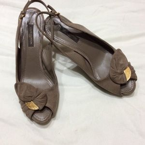 8e764656c73c Women s Louis Vuitton Vintage Shoes on Poshmark